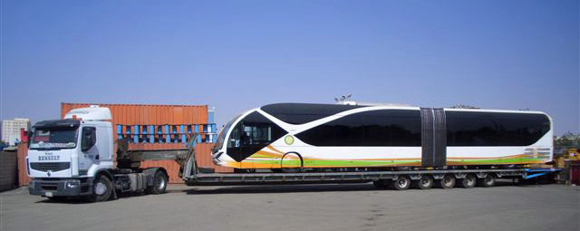 Wared logistics begins transport operations for princess noura university